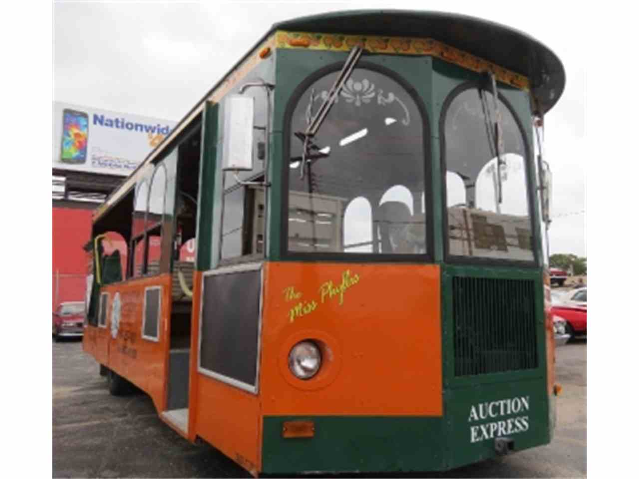 Large Picture of '85 Trolley - D510