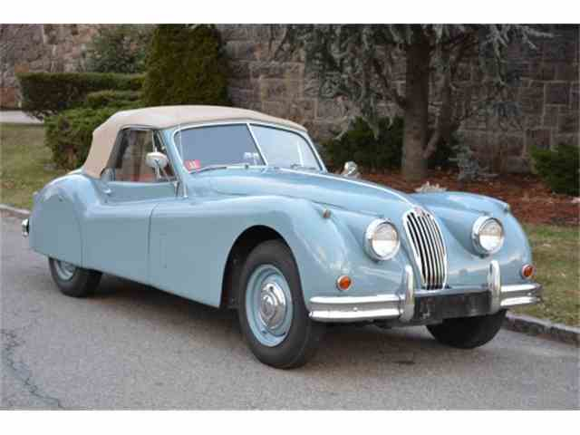 Picture of Classic '56 XK140 located in Astoria New York - $150,000.00 - D617