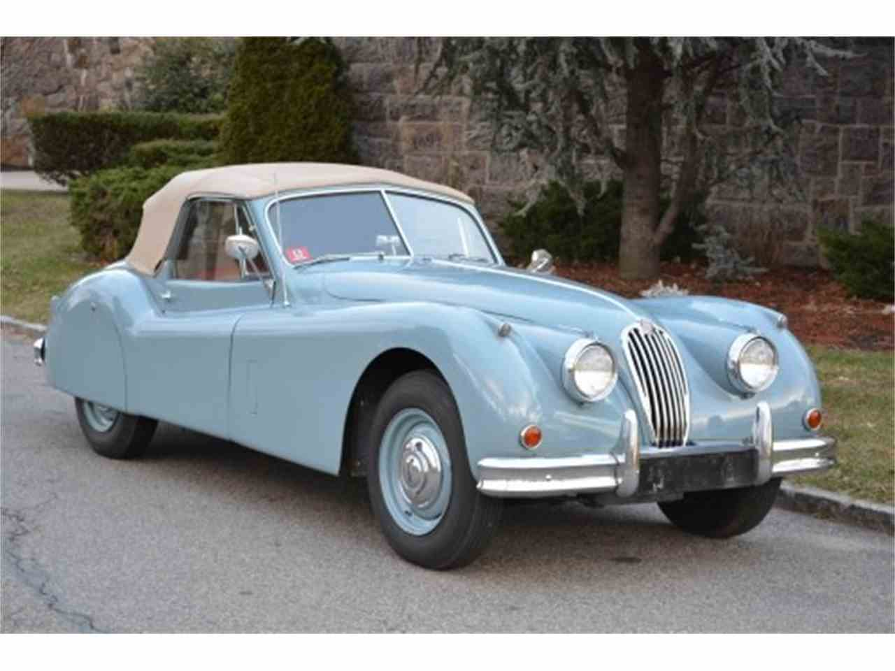 Large Picture of '56 XK140 - D617