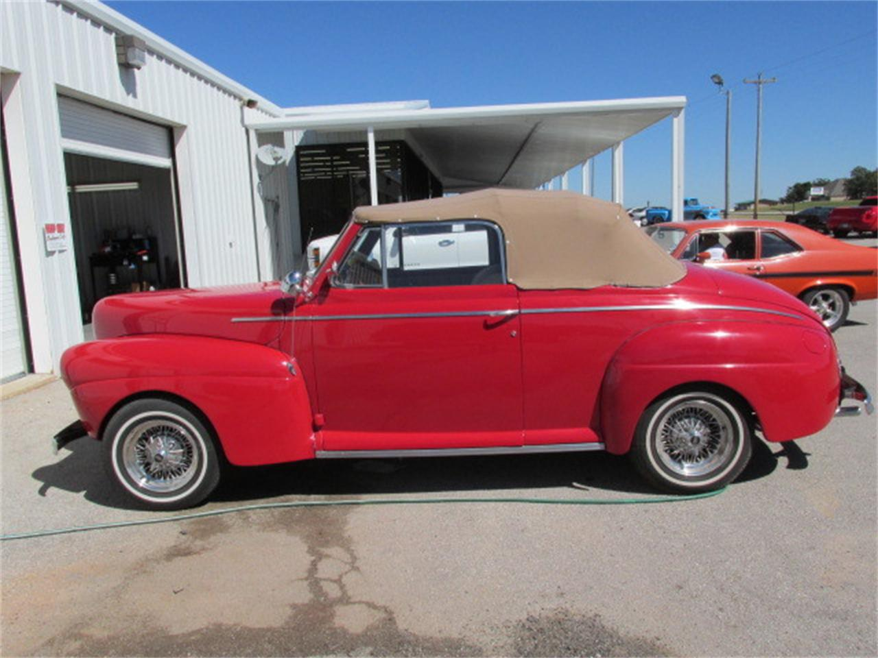 Large Picture of '41 Convertible located in Blanchard Oklahoma - $36,900.00 - D62R