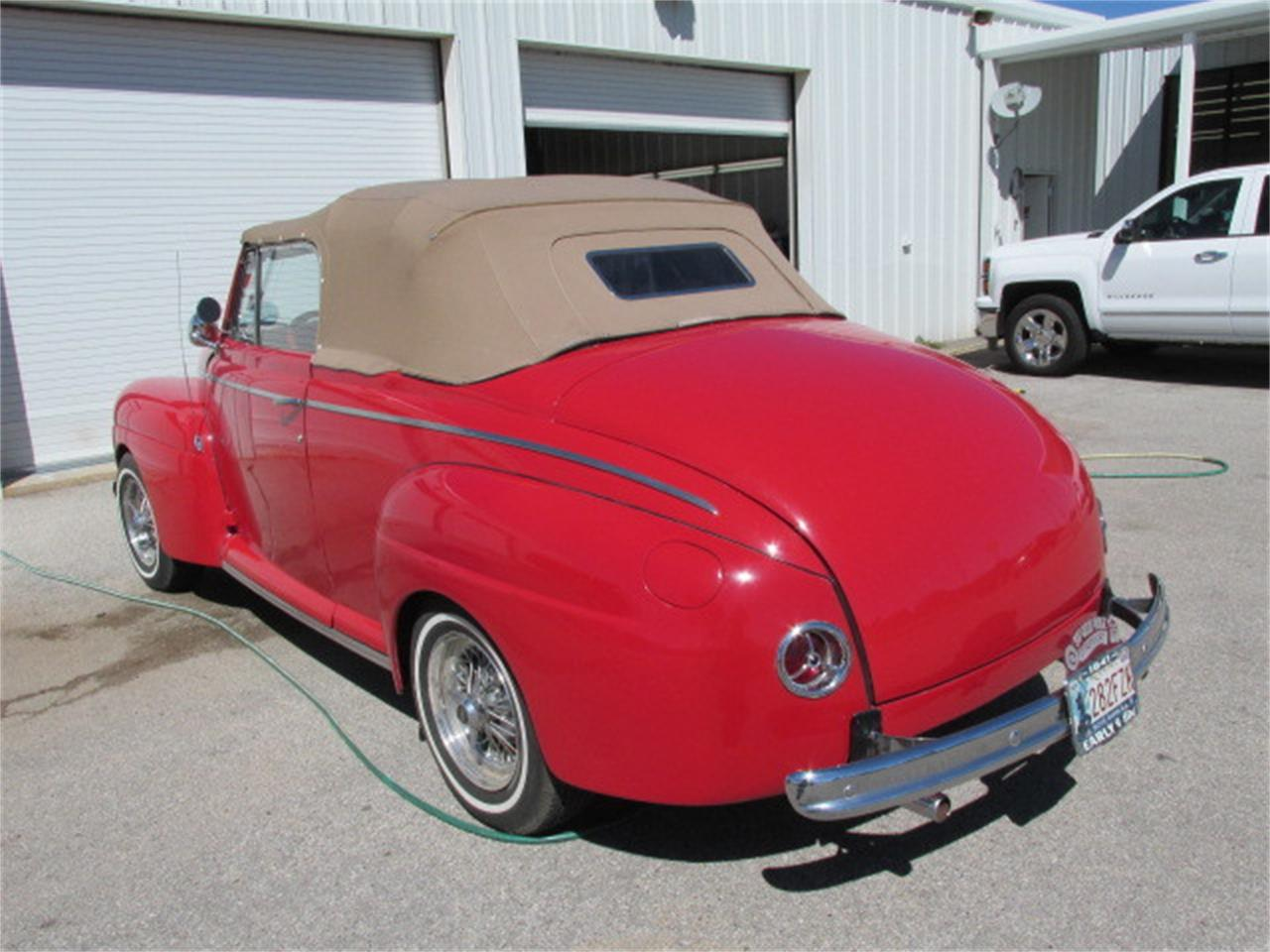 Large Picture of Classic 1941 Ford Convertible - $36,900.00 Offered by Knippelmier Classics - D62R
