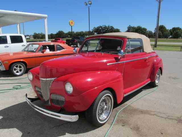 Picture of Classic 1941 Convertible located in Oklahoma Offered by  - D62R