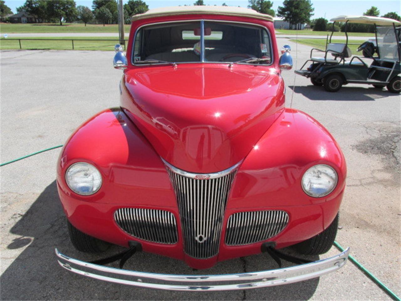 Large Picture of '41 Convertible located in Blanchard Oklahoma - D62R