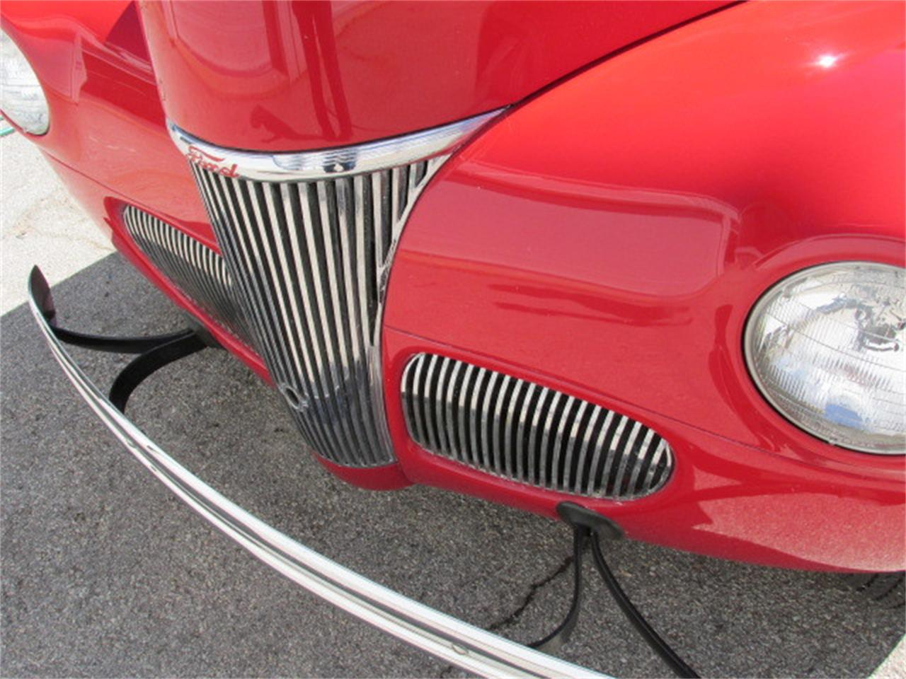 Large Picture of 1941 Ford Convertible - $36,900.00 Offered by Knippelmier Classics - D62R