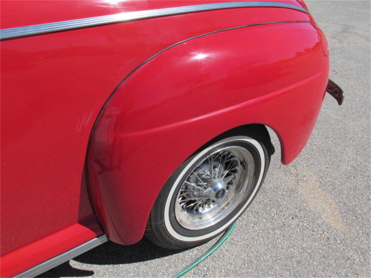 Large Picture of Classic '41 Ford Convertible located in Blanchard Oklahoma - D62R