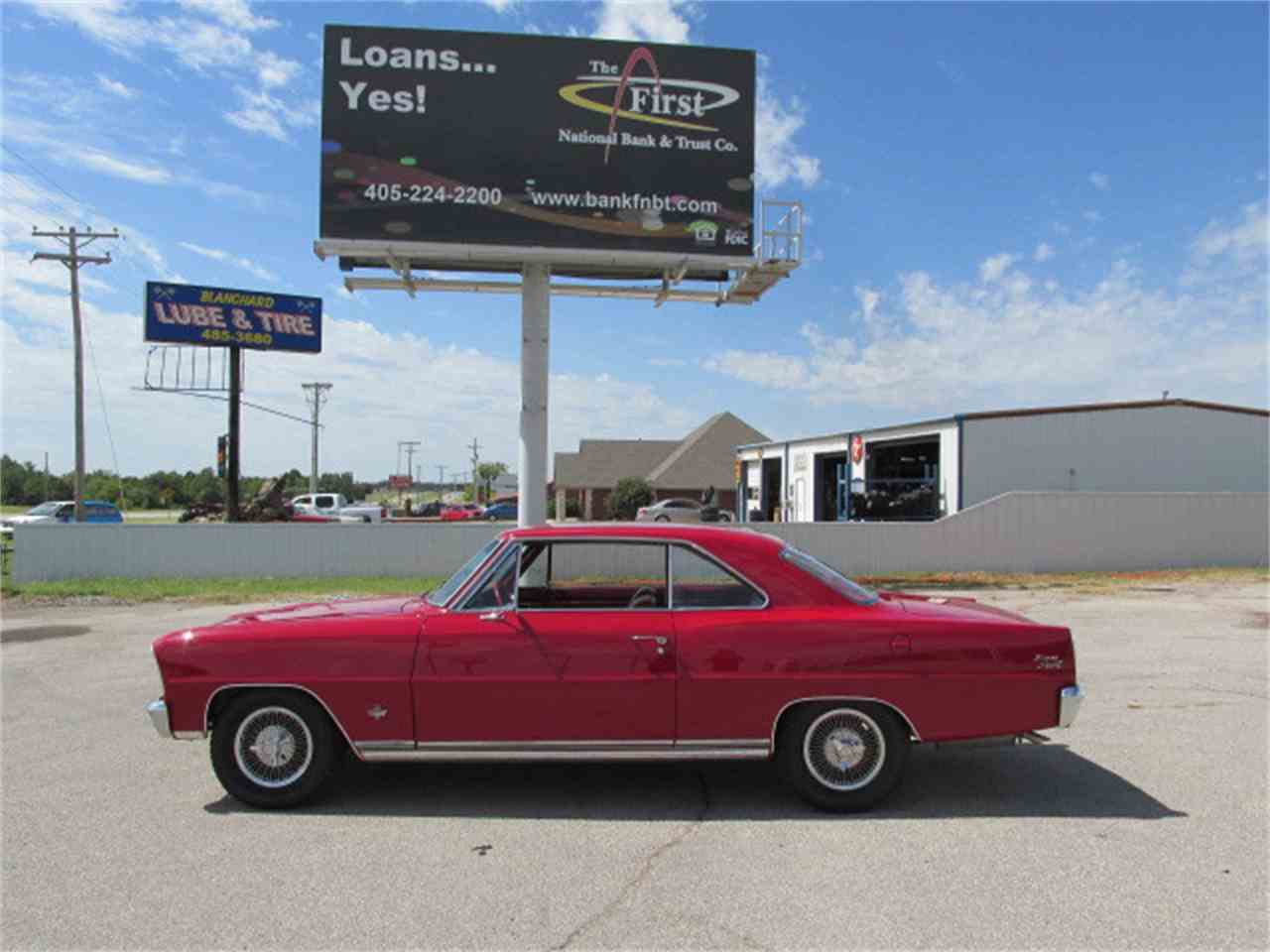Large Picture of '66 Nova - D62W