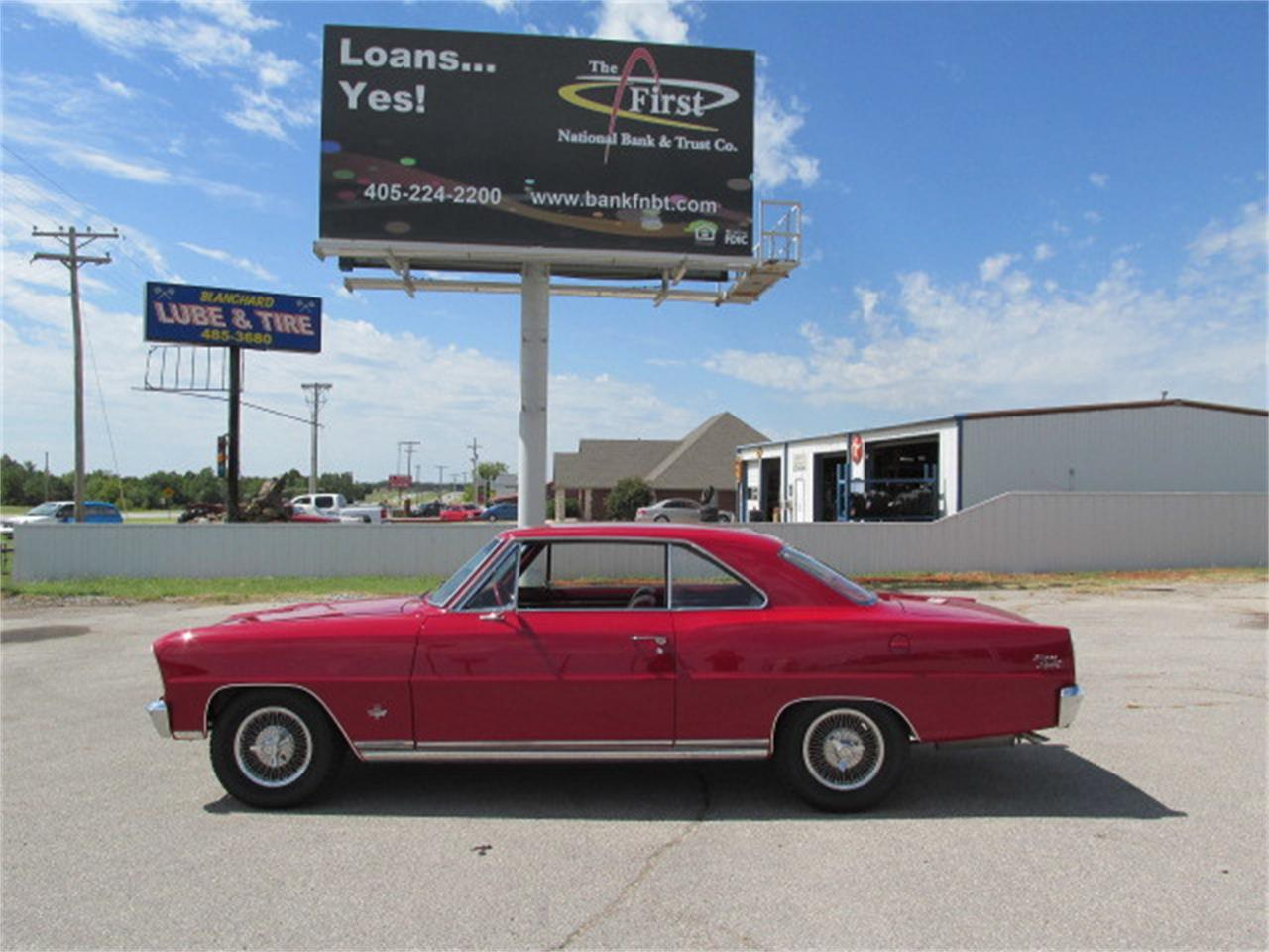 Large Picture of '66 Nova located in Oklahoma Offered by Knippelmier Classics - D62W