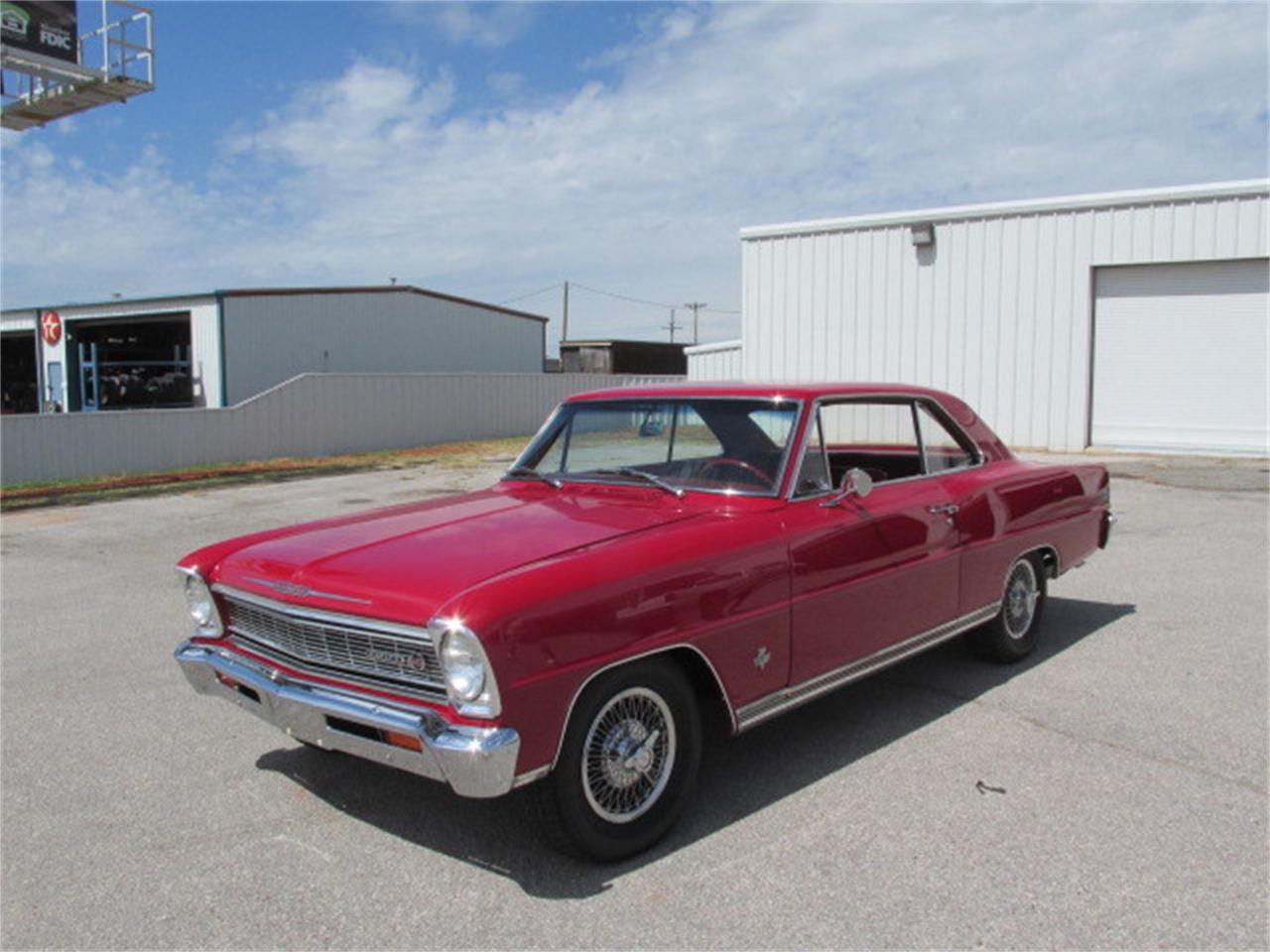 Large Picture of '66 Chevrolet Nova - $59,000.00 Offered by Knippelmier Classics - D62W