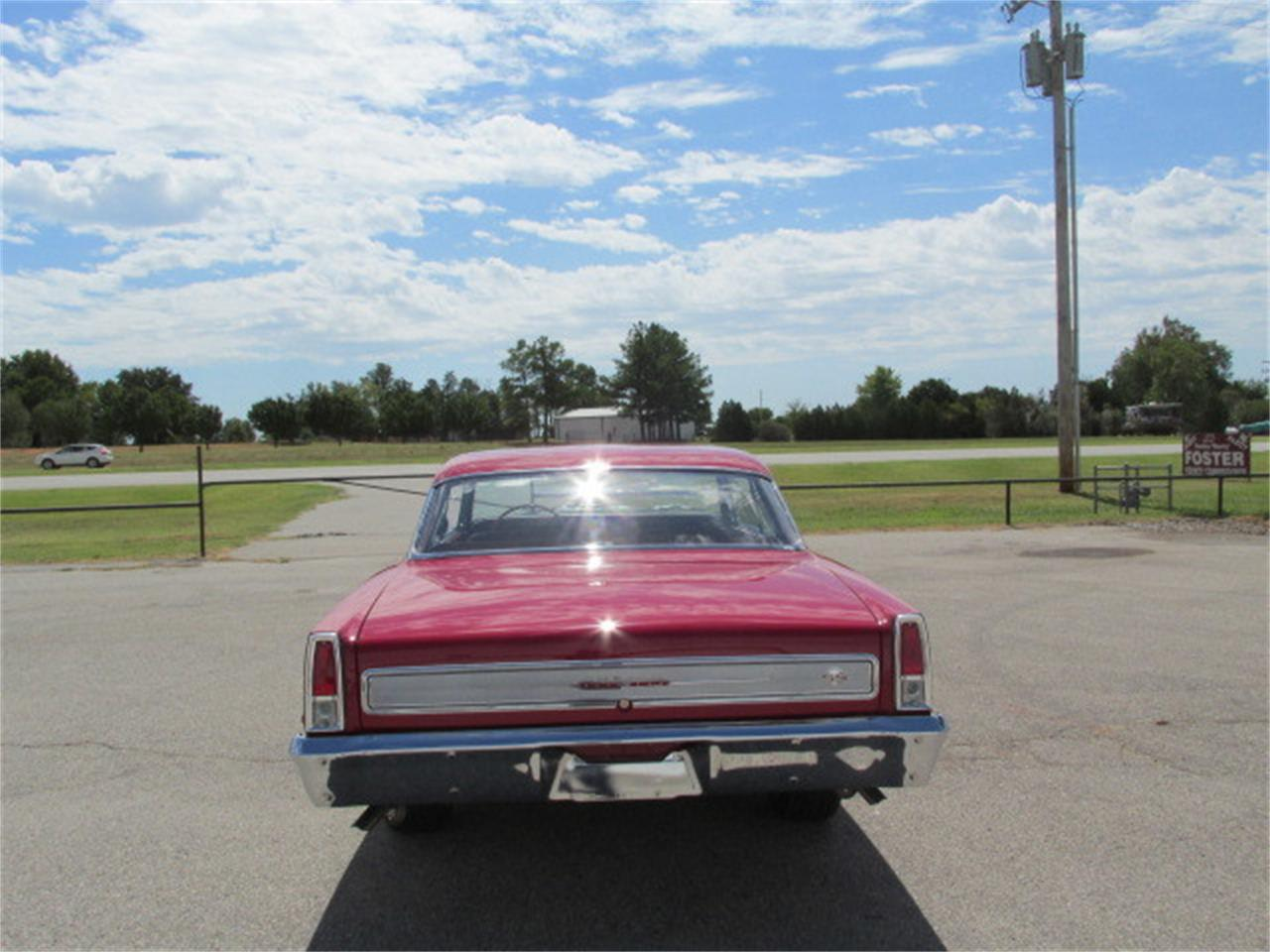 Large Picture of Classic '66 Chevrolet Nova located in Oklahoma - $59,000.00 - D62W