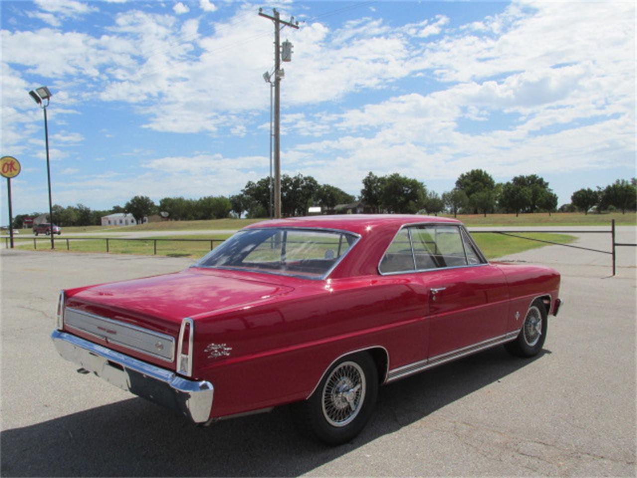 Large Picture of '66 Chevrolet Nova - D62W
