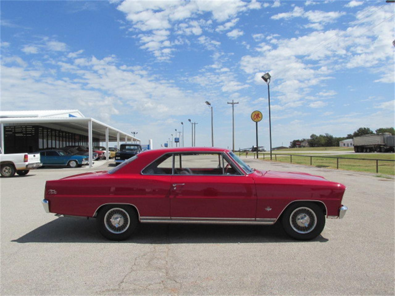Large Picture of Classic 1966 Chevrolet Nova located in Blanchard Oklahoma Offered by Knippelmier Classics - D62W