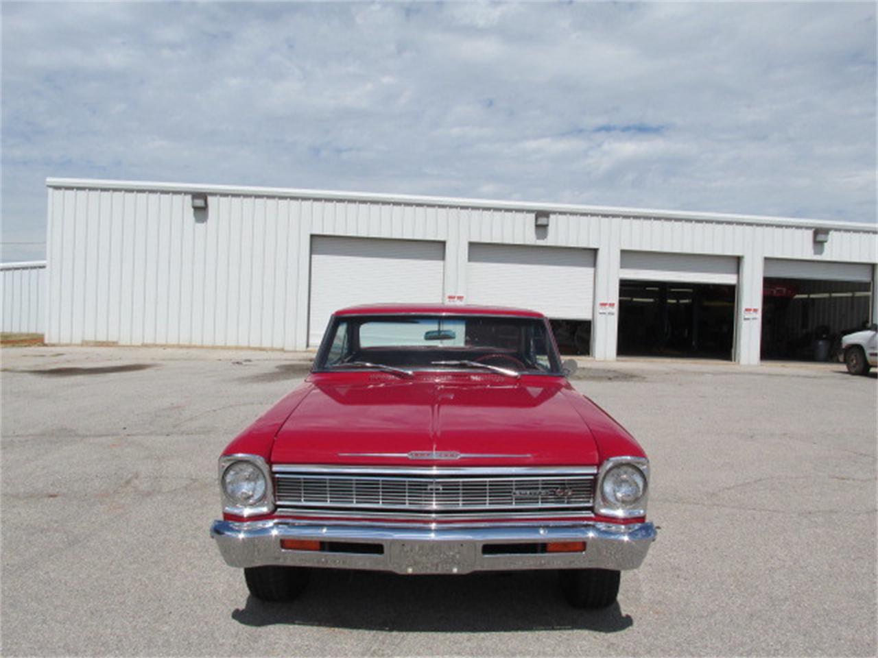 Large Picture of '66 Nova - D62W