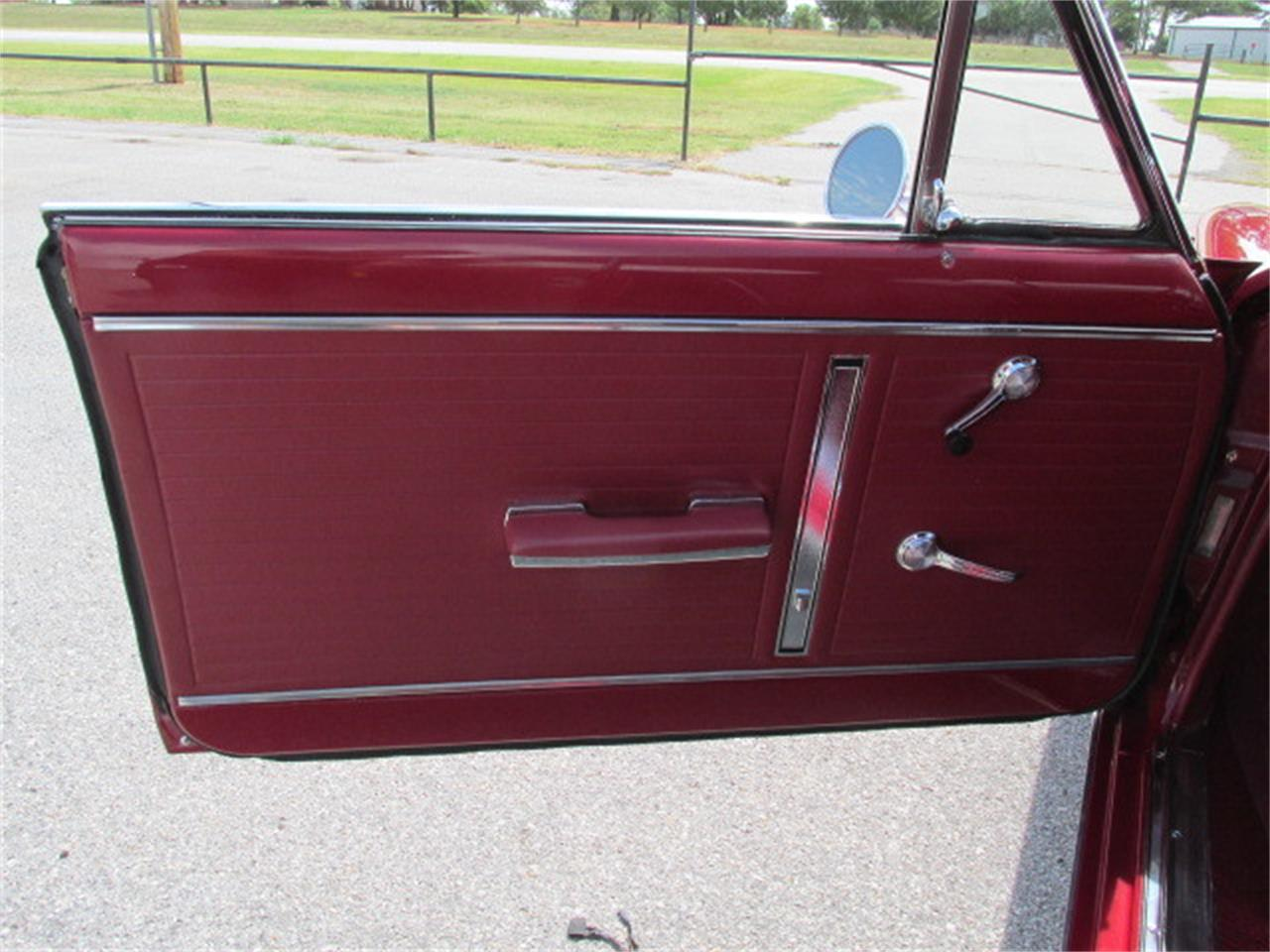 Large Picture of Classic 1966 Chevrolet Nova located in Oklahoma - $59,000.00 Offered by Knippelmier Classics - D62W
