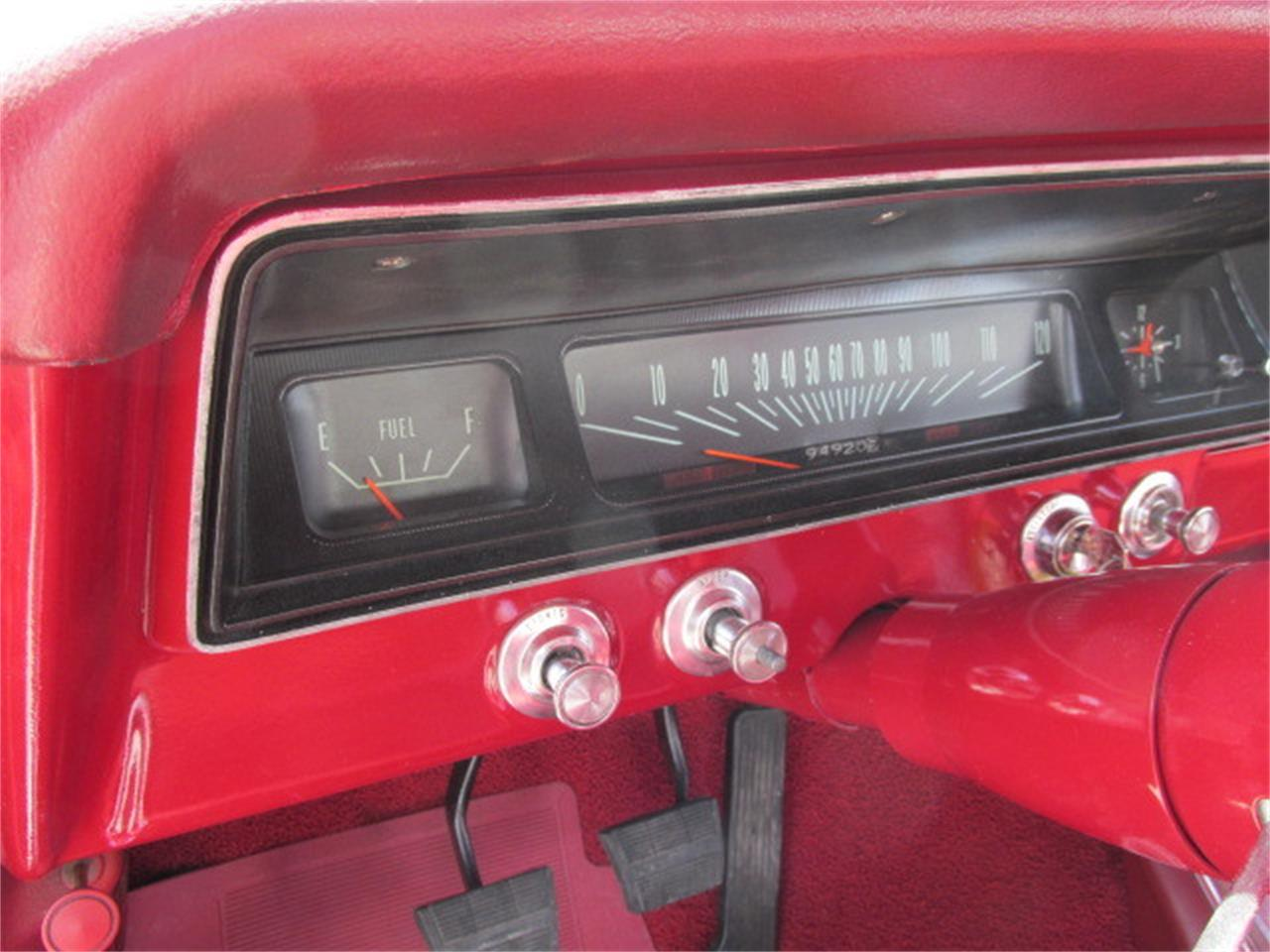Large Picture of Classic '66 Chevrolet Nova Offered by Knippelmier Classics - D62W