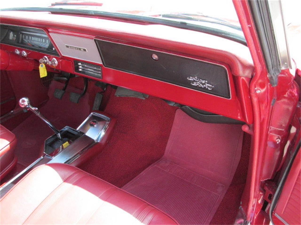 Large Picture of '66 Nova located in Oklahoma - $59,000.00 Offered by Knippelmier Classics - D62W
