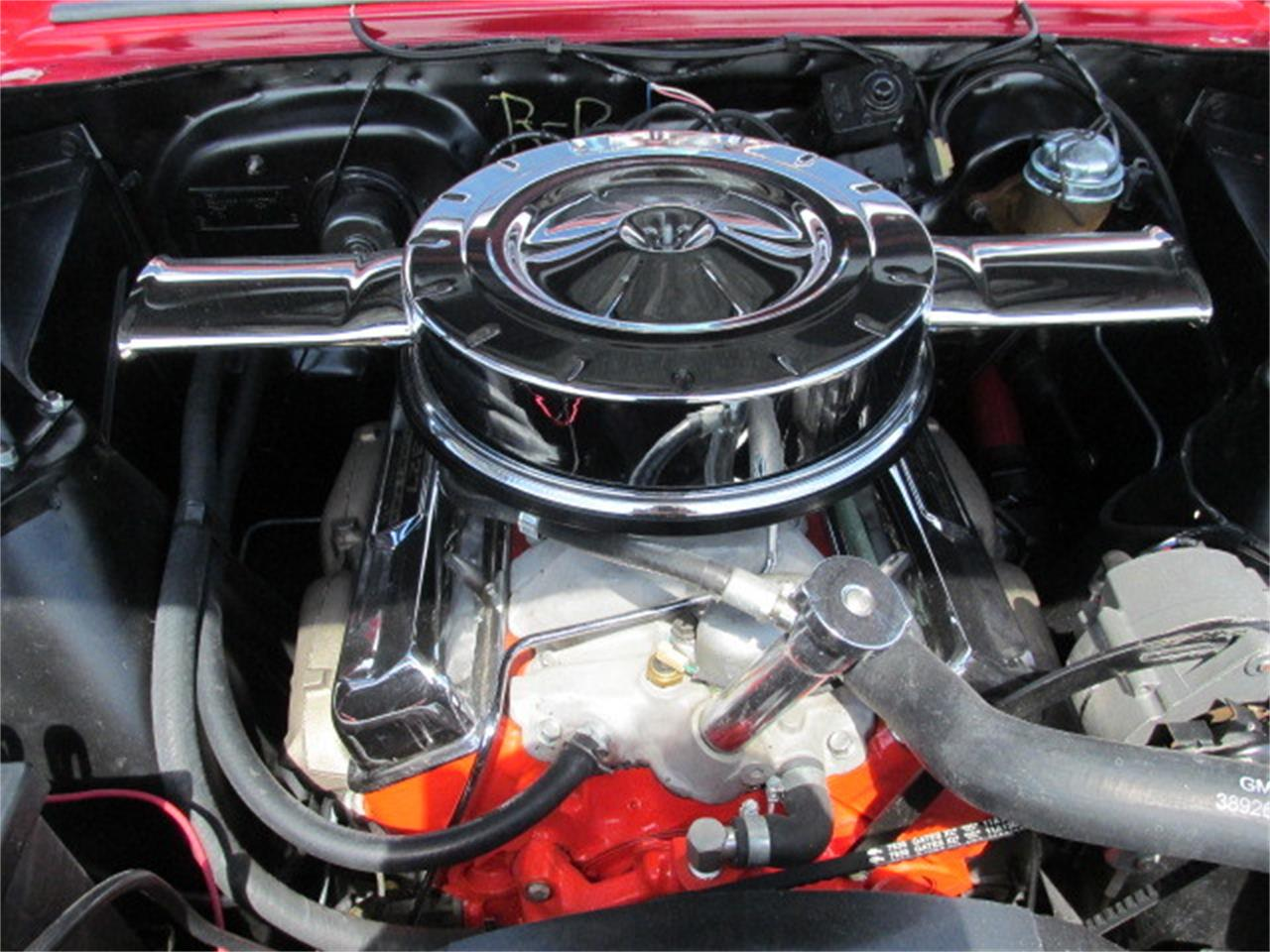 Large Picture of '66 Nova located in Blanchard Oklahoma Offered by Knippelmier Classics - D62W