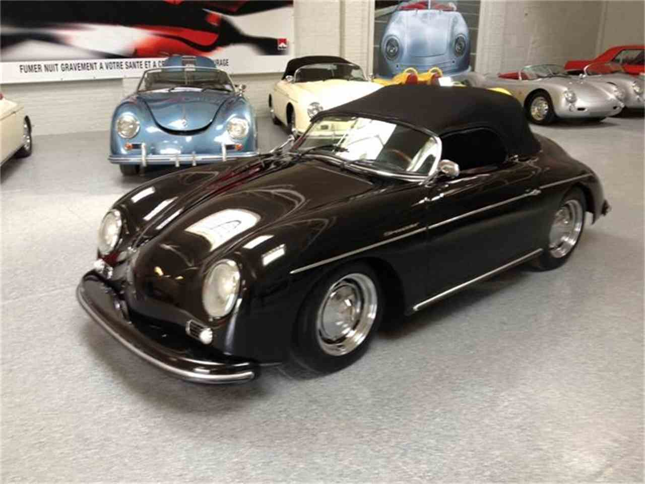 Large Picture of '57 Speedster - D677