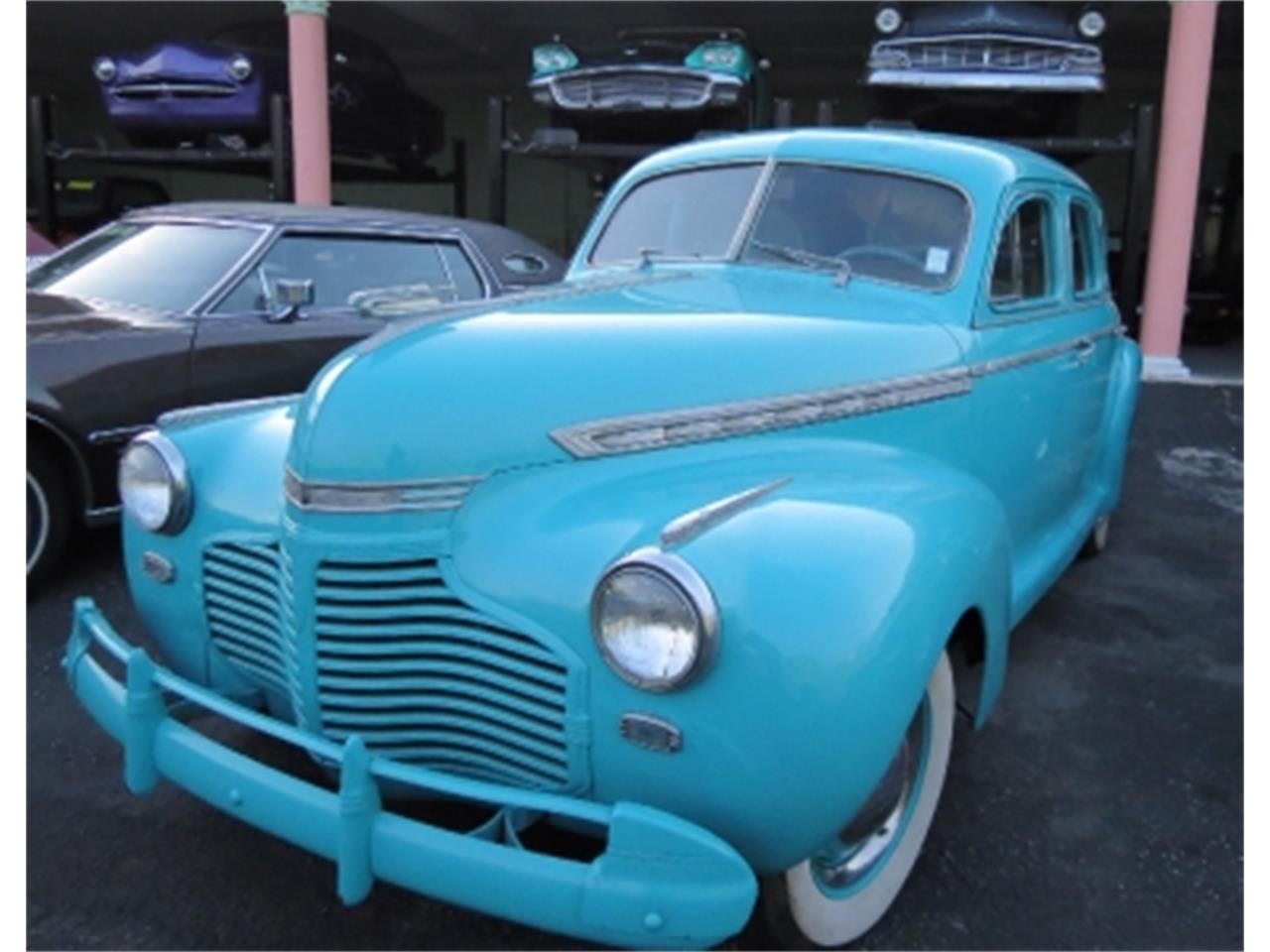 Large Picture of 1941 Chevrolet Sedan located in Florida - $9,500.00 - D690