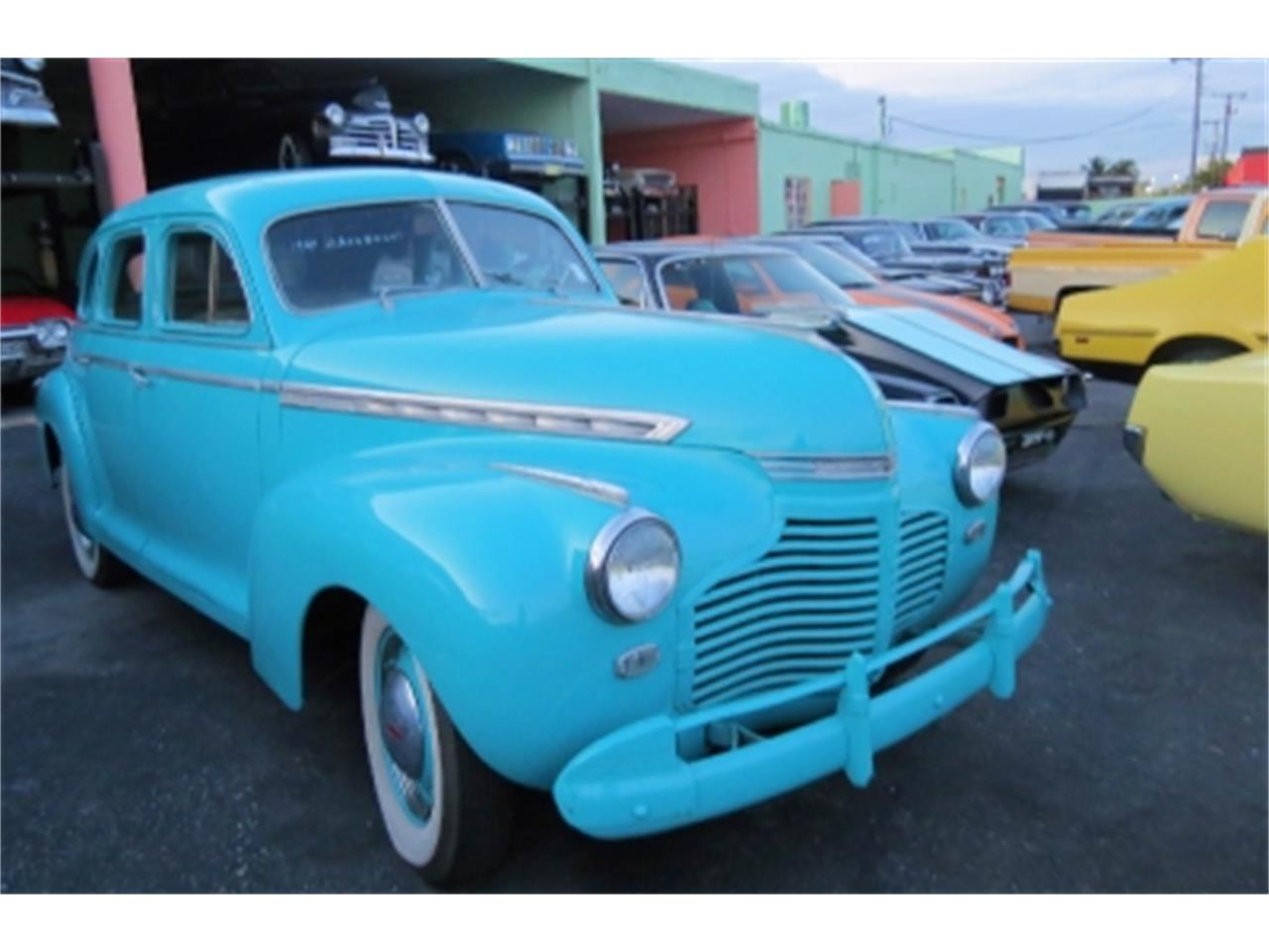 Large Picture of Classic '41 Sedan Offered by Sobe Classics - D690