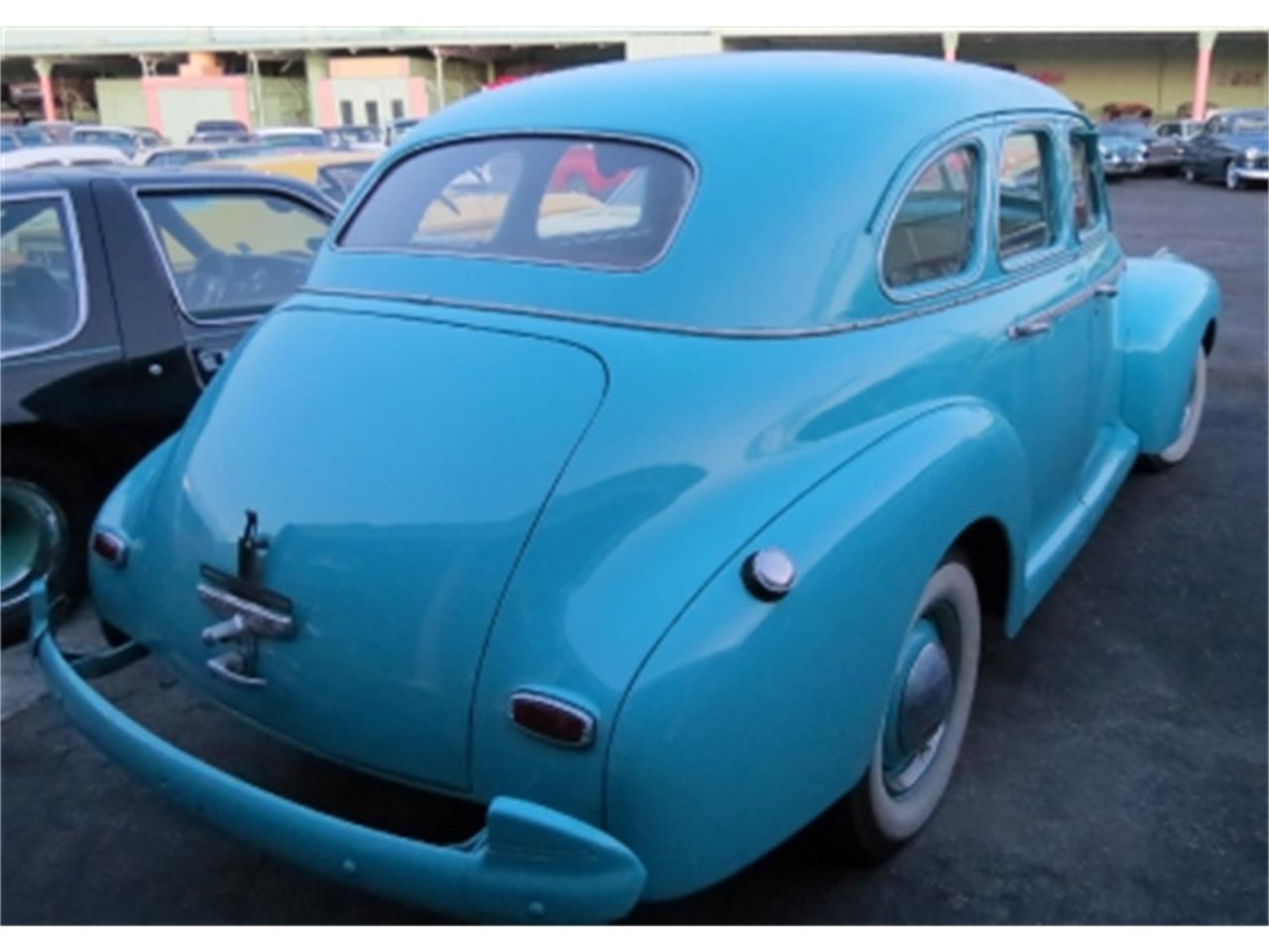 Large Picture of Classic '41 Chevrolet Sedan - $9,500.00 - D690
