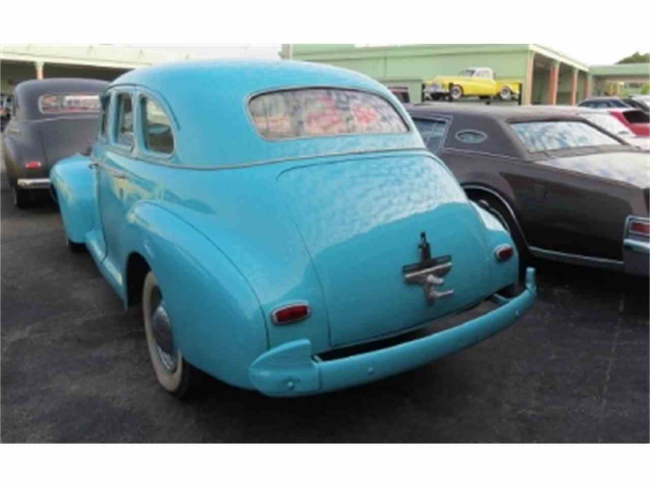Large Picture of '41 Sedan - D690