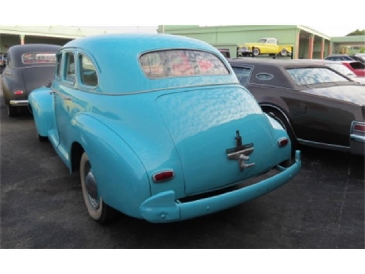 Large Picture of Classic 1941 Sedan located in Miami Florida - $9,500.00 Offered by Sobe Classics - D690