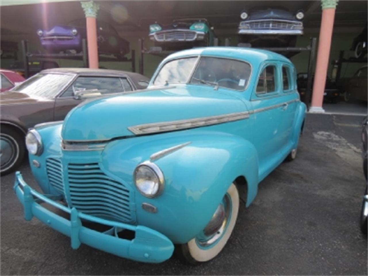 Large Picture of '41 Sedan located in Miami Florida - $9,500.00 Offered by Sobe Classics - D690