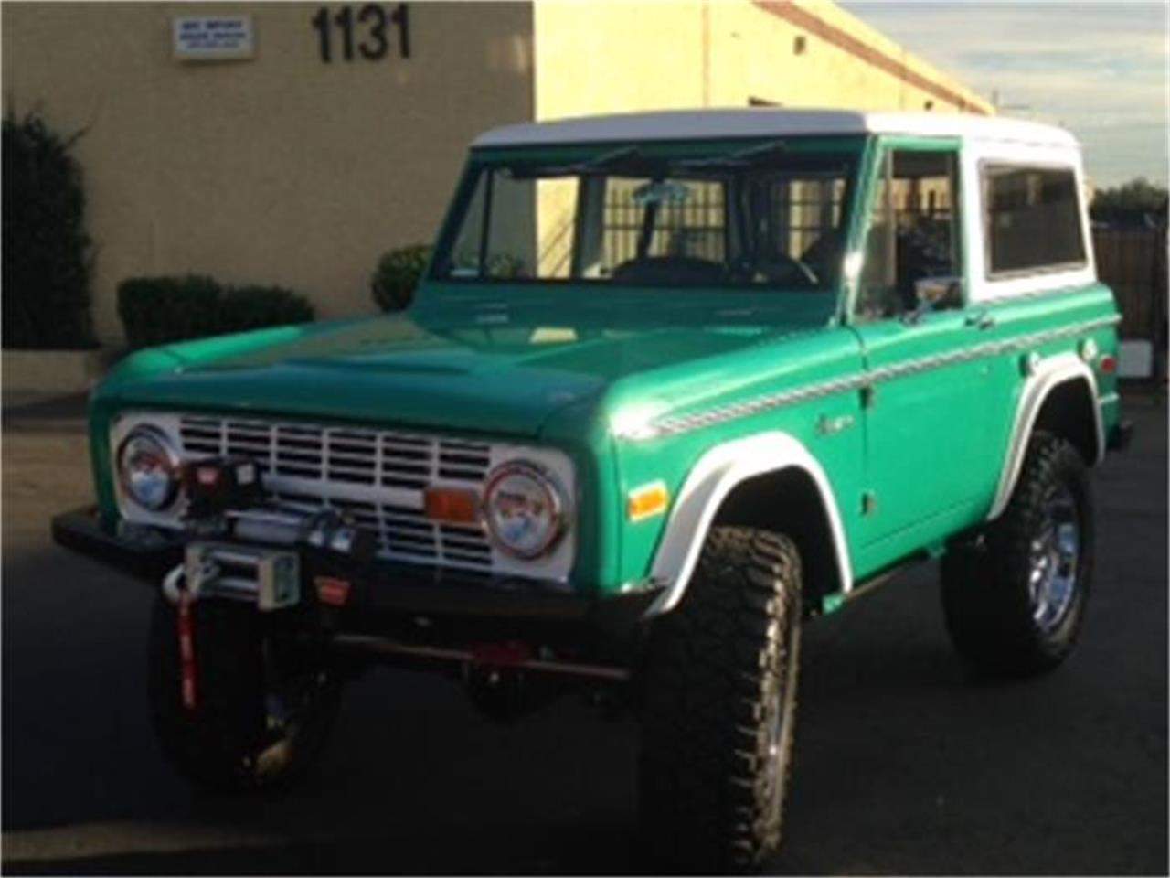 Large picture of 70 bronco d6bx