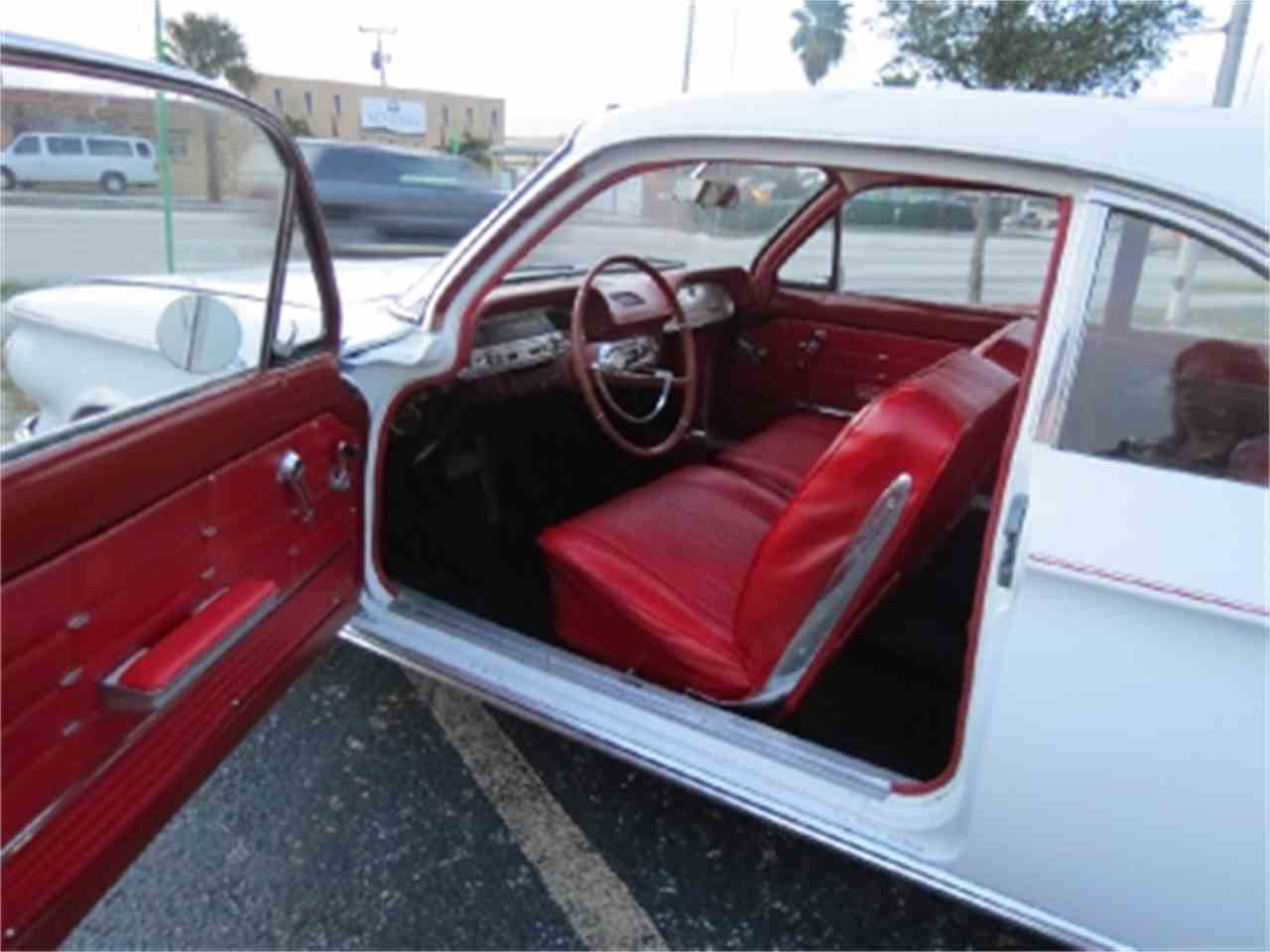 Large Picture of '63 Corvair - D31P