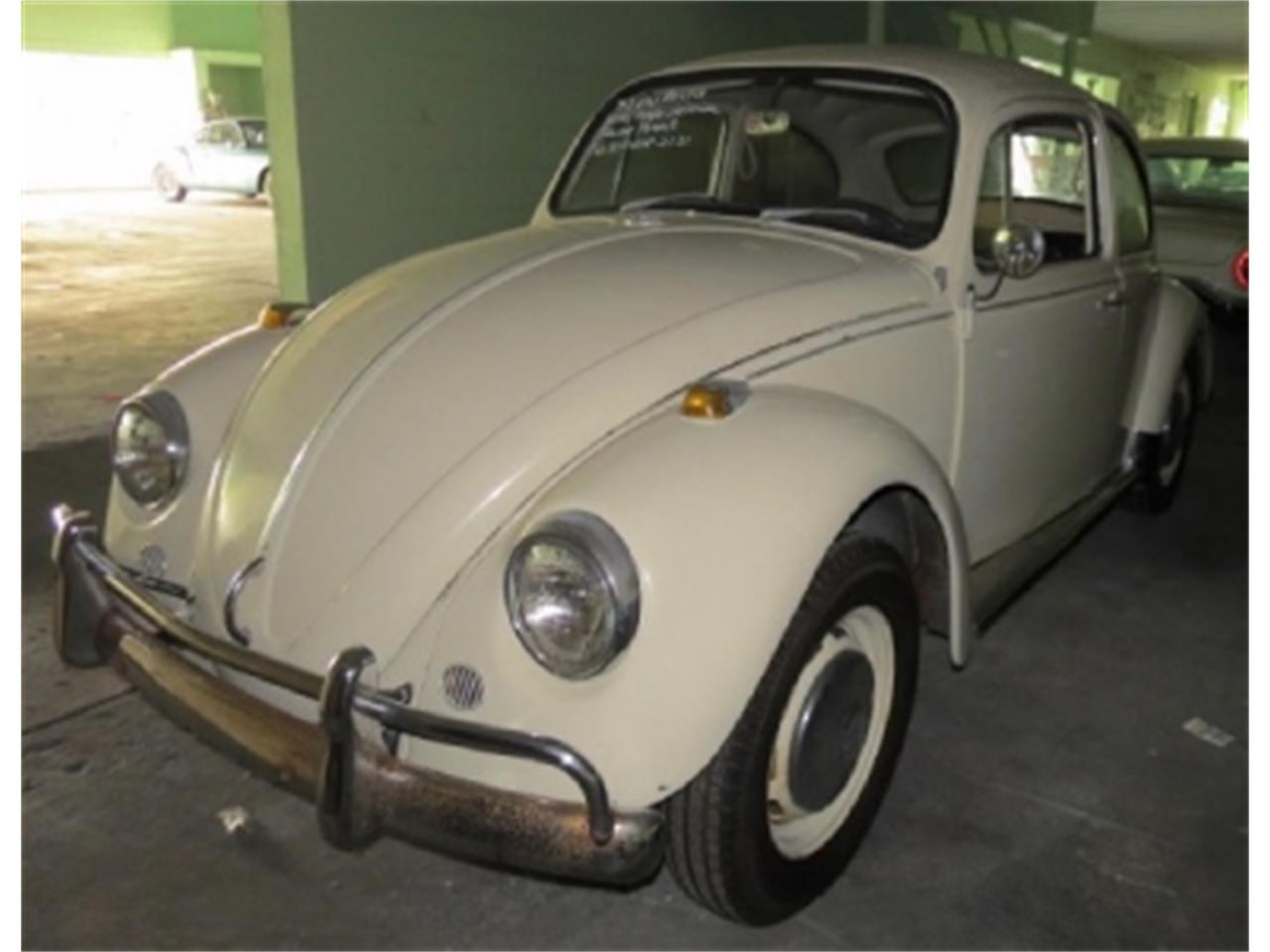 Large Picture of 1967 Volkswagen Beetle located in Florida - D6E2