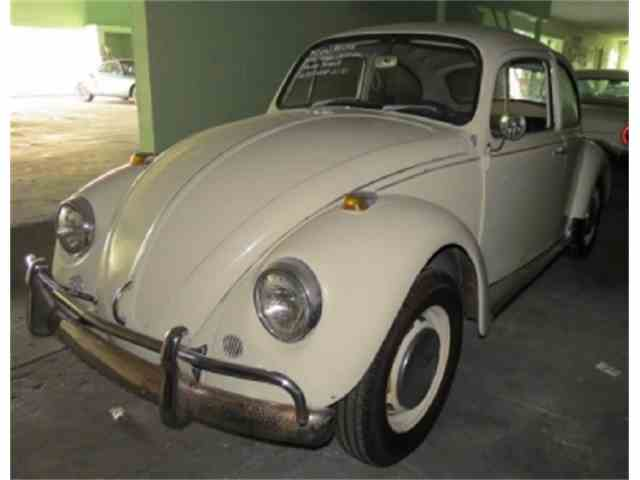 Picture of '67 Beetle - D6E2