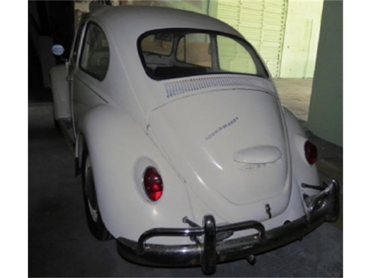 Large Picture of '67 Volkswagen Beetle located in Miami Florida - $10,500.00 Offered by Sobe Classics - D6E2