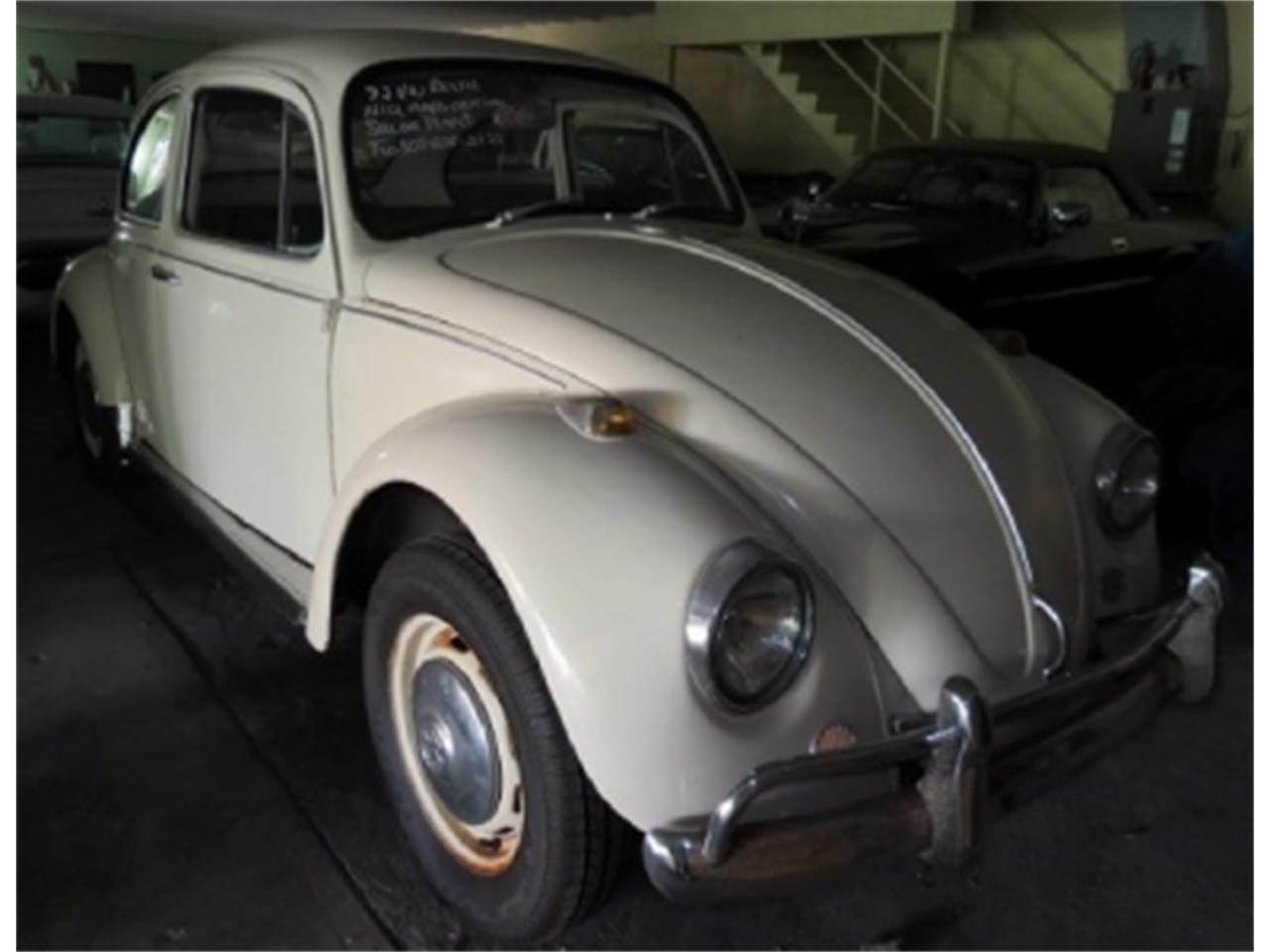 Large Picture of Classic 1967 Beetle located in Miami Florida - $10,500.00 Offered by Sobe Classics - D6E2