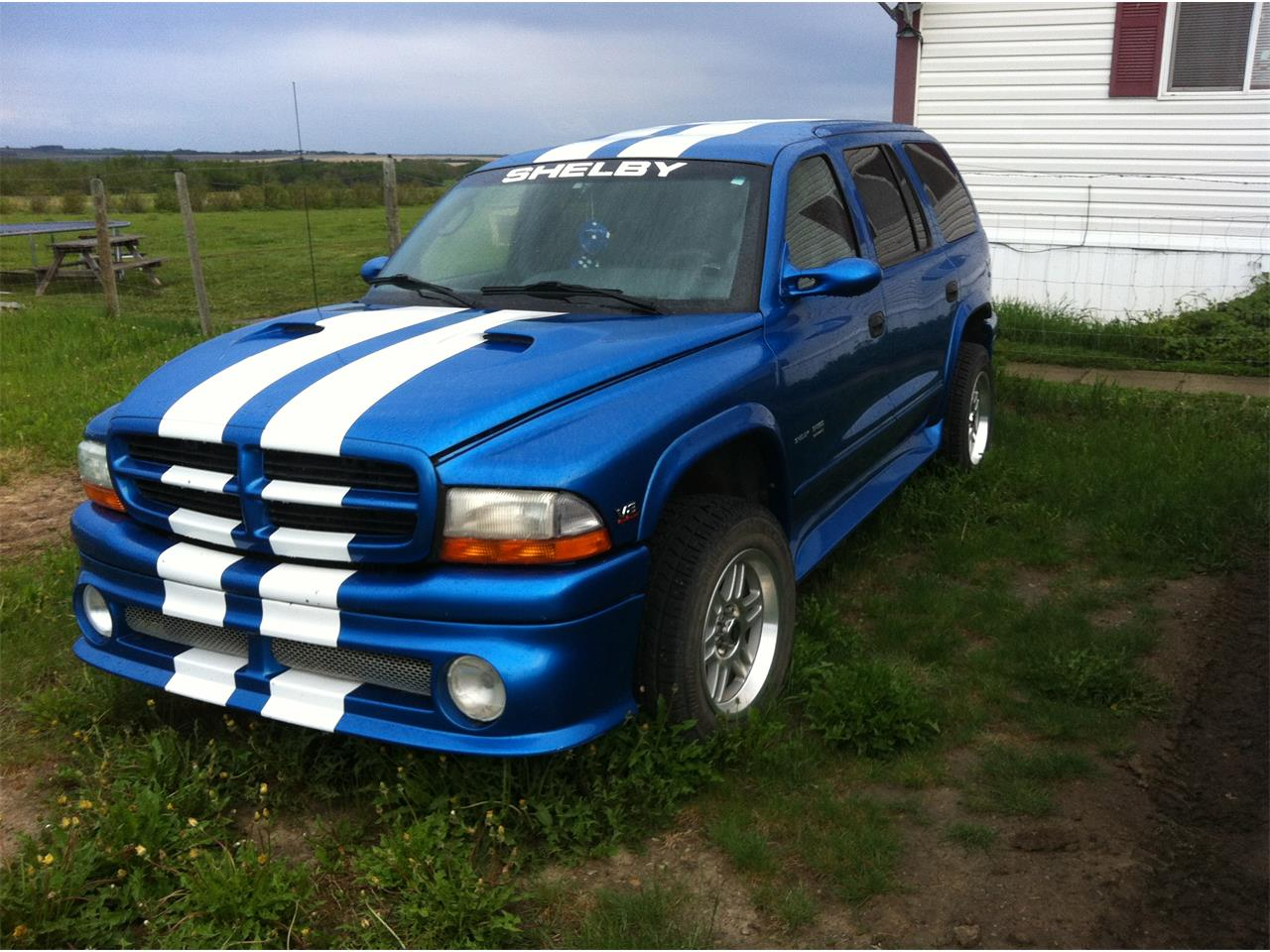 Large Picture of '99 Shelby Durango Shelby SP360 located in Grande Prairie Alberta - D6I4