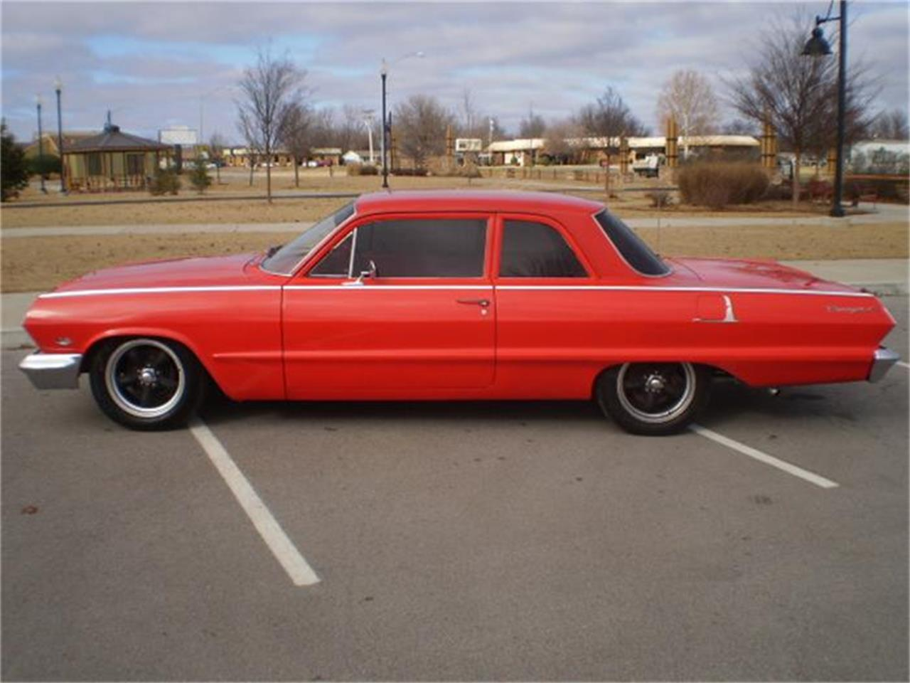 Large Picture of Classic '63 Chevrolet Biscayne located in Skiatook Oklahoma - D6MA