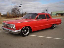 Picture of 1963 Biscayne located in Oklahoma - $11,900.00 Offered by Larry's Classic Cars - D6MA