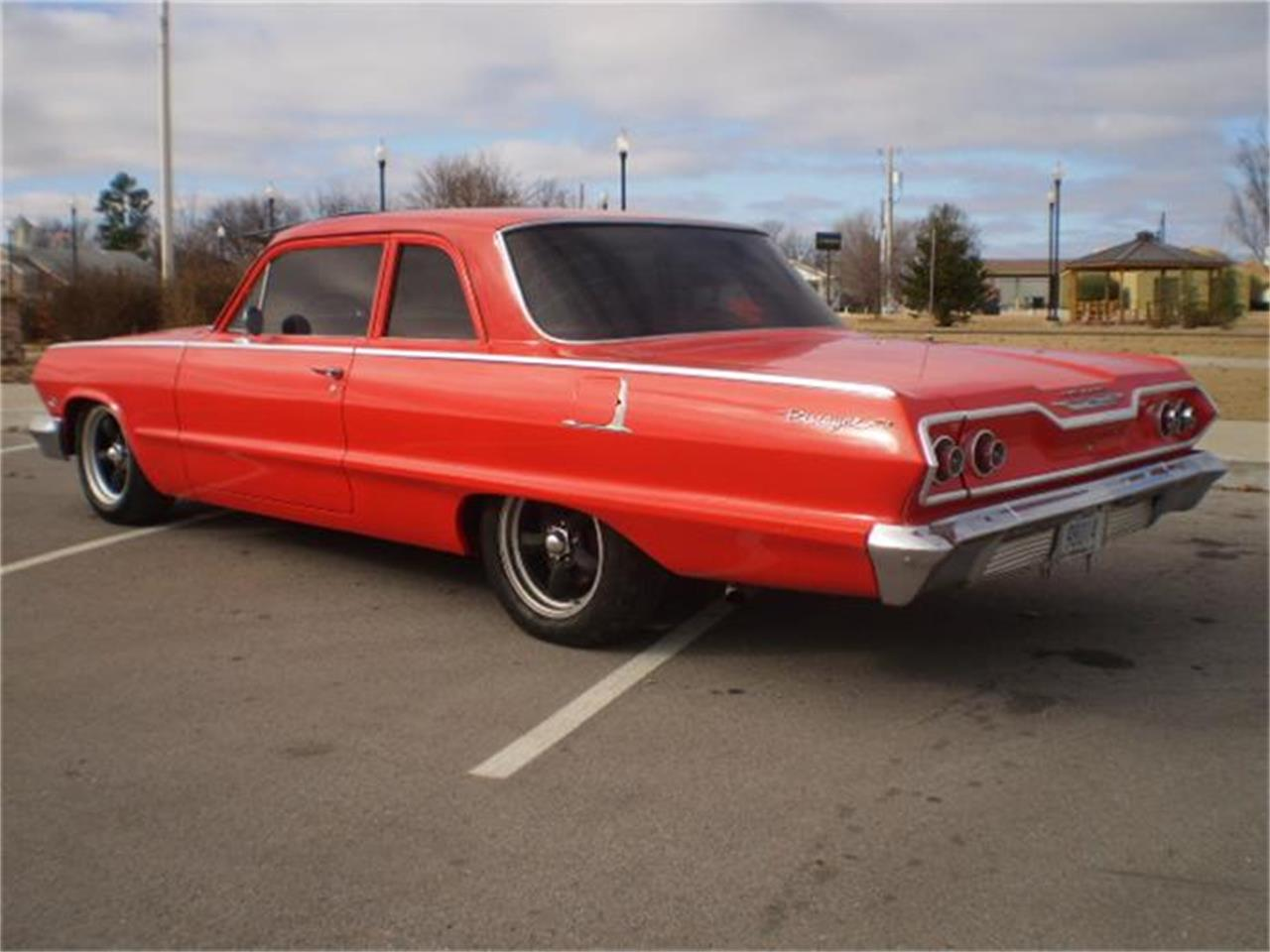 Large Picture of '63 Biscayne located in Oklahoma - $11,900.00 - D6MA