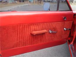 Picture of '63 Chevrolet Biscayne located in Skiatook Oklahoma Offered by Larry's Classic Cars - D6MA