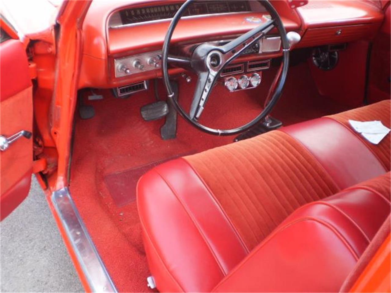 Large Picture of 1963 Chevrolet Biscayne located in Skiatook Oklahoma - $11,900.00 Offered by Larry's Classic Cars - D6MA