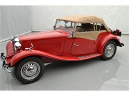 Picture of 1953 MG TD - $24,995.00 Offered by Paramount Classic Car Store - D6WS