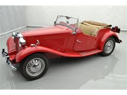 Picture of 1953 MG TD located in Hickory North Carolina - $24,995.00 - D6WS