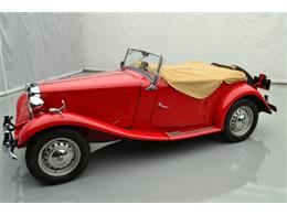 Picture of Classic 1953 TD located in North Carolina - $24,995.00 Offered by Paramount Classic Car Store - D6WS