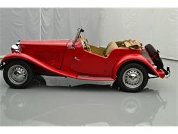 Picture of '53 MG TD located in Hickory North Carolina - $24,995.00 Offered by Paramount Classic Car Store - D6WS