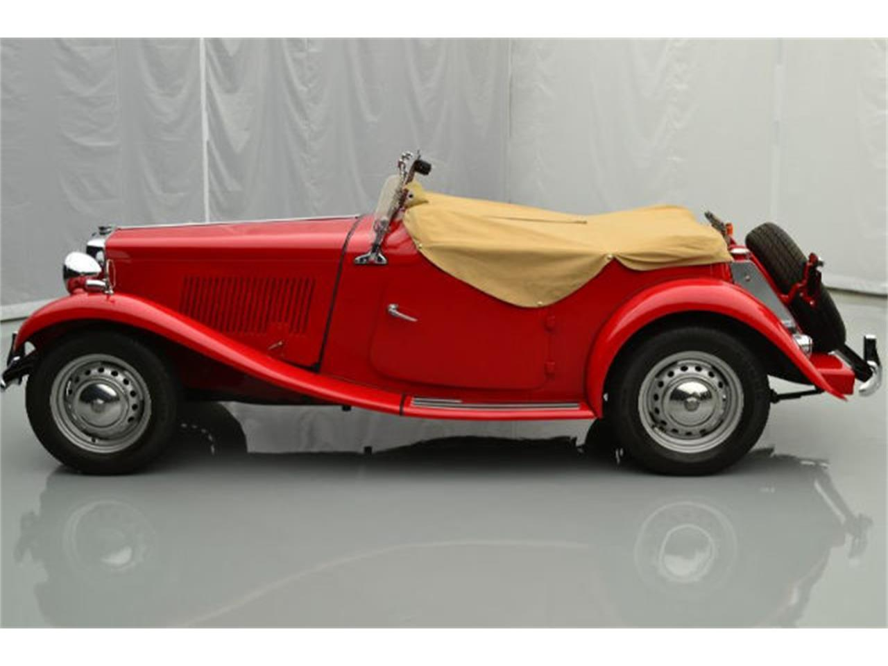 Large Picture of Classic '53 TD located in North Carolina - $24,995.00 Offered by Paramount Classic Car Store - D6WS