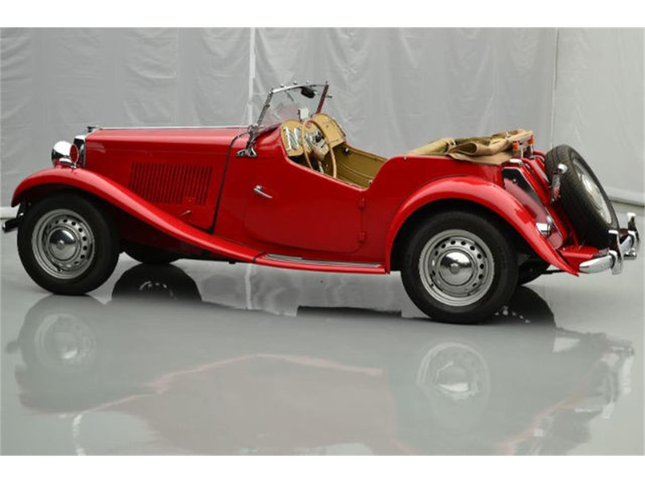 Large Picture of 1953 MG TD located in North Carolina - $24,995.00 - D6WS