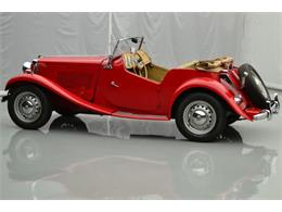 Picture of Classic '53 MG TD located in North Carolina - $24,995.00 Offered by Paramount Classic Car Store - D6WS