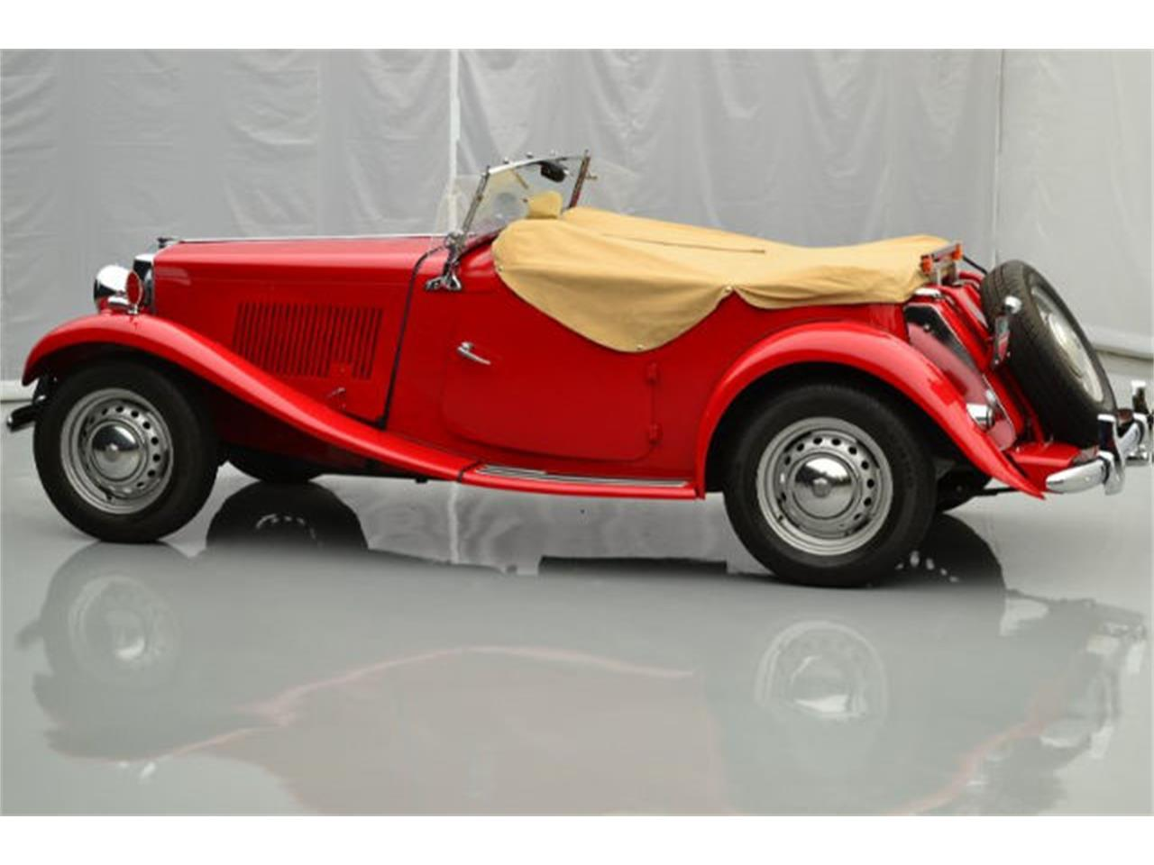 Large Picture of Classic 1953 MG TD located in North Carolina - D6WS