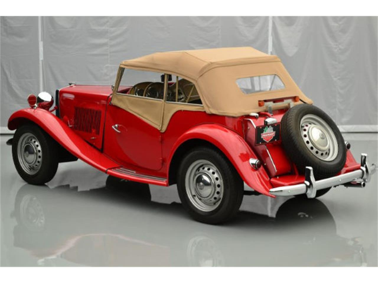 Large Picture of '53 TD located in Hickory North Carolina Offered by Paramount Classic Car Store - D6WS