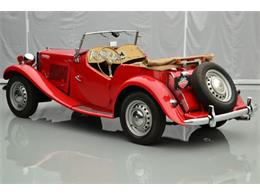 Picture of Classic 1953 MG TD located in North Carolina - D6WS