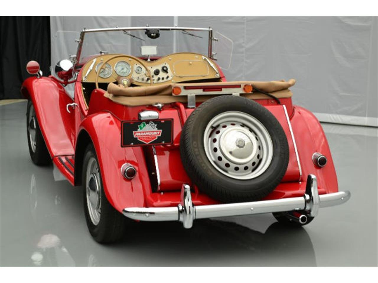 Large Picture of 1953 TD located in North Carolina Offered by Paramount Classic Car Store - D6WS
